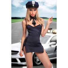 Dolce Piccante костюм полицейской, O/S.