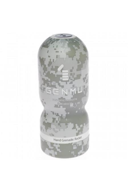 Genmu-Rocket - мастурбатор 16х6.8 см.