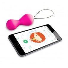 Gvibe Gballs 2 App - Вагинальные шарики со смарт-управлением, 8х3 см