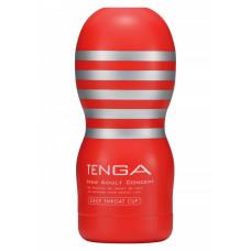 Мастурбатор Tenga Deep Throat Cup, 15х4,5 см