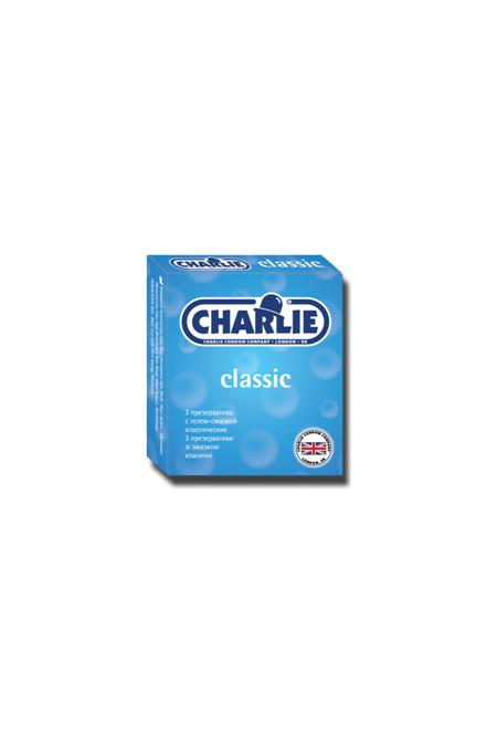 Charlie презервативы классические №3