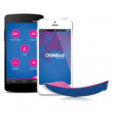 Клиторальный вибратор OhMiBod - blue Motion App Controlled Nex 1