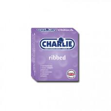 Charlie презервативы ребристые №3