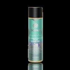 Гель для бритья DONA Intimate Shave Gel: Naughty Sinful Spring (250 мл) с феромонами и афродизиаками