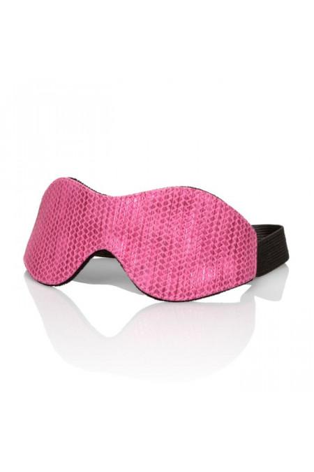 CalExotics Tickle Me Pink Eye Mask - маска на глаза