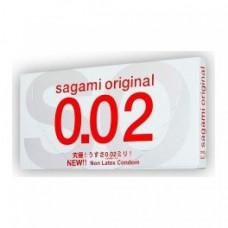 Полиуретановые Презервативы Sagami Original 0.02, цена за 1 шт.