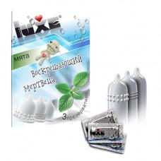 Ароматизированные презервативы Luxe Воскрешающий мертвеца (мята)