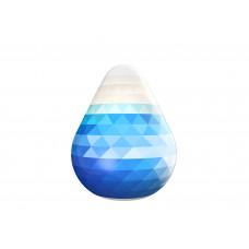 Браззерс PM011 - мастурбатор-яйцо, 7.5х6 см.