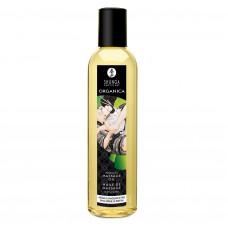 Органическое массажное масло Shunga ORGANICA - Natural (250 мл) с витамином Е