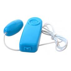 Виброяйцо Surge Bullet Vibrator, 5,5х2,5 см , голубой