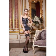 Dolce Piccante сексуальная сорочка с подвязками для чулок