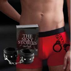 Комплект Admas мужские трусы и наручники
