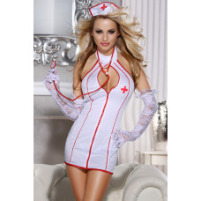 Dolce Piccante эротический костюм медсестрички