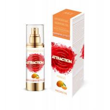 Разогревающее массажное масло с феромонами MAI PHEROMON MASSAGE OIL - MANGO (30 мл)