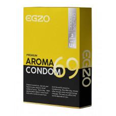 EGZO Aroma №3 - ароматизированные презервативы