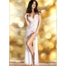 Эротичное платье Chilirose, белый