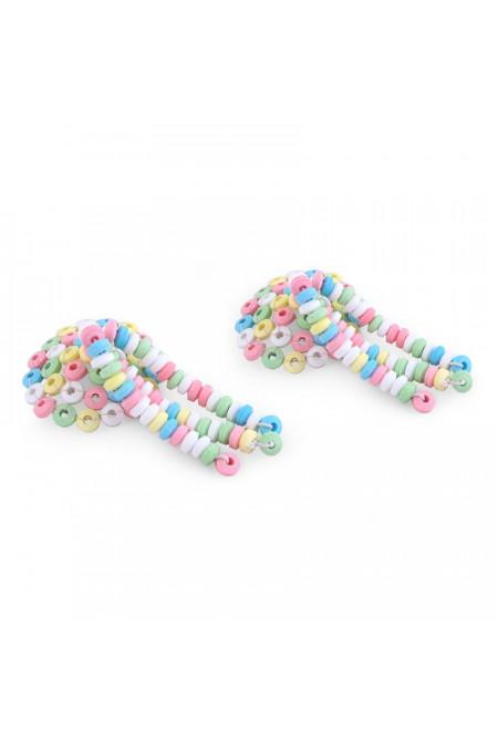Candy Nipples Tassels съедобное украшение для груди