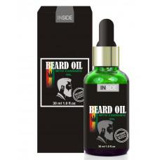 Inside Beard Oil - средство для бороды c маслом макадами, 30 мл