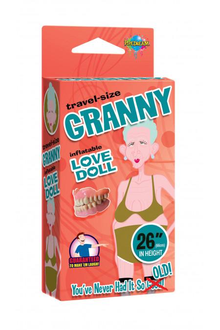 Pipedream Granny Inflatable Love Doll кукла надувная