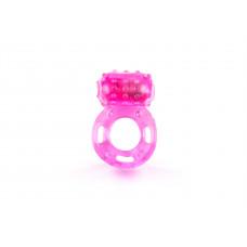 Браззерс RC002 - эрекционное кольцо с вибропулей, 3.5 см.