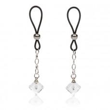 California Exotic Novelties Nipple Jewelry Crystal Gem украшение для груди