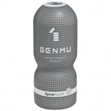 Genmu-Spiral Touch - мастурбатор, 15.8х6.7 см.