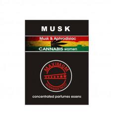 Духи с феромонами для женщин Musk Cannabis, 2.4 мл
