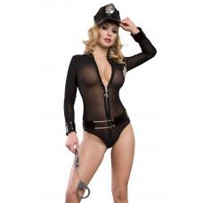 Dolce Piccante костюм полицейской, L/XL