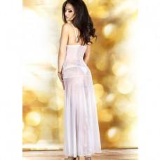 Chilirose Chilirose CR3470 WHITE M - Эротичное платье, (белый)