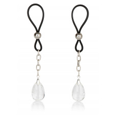 California Exotic Novelties Nipple Jewel Crystal Teardrop украшение для груди