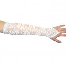 Перчатки гипюровые