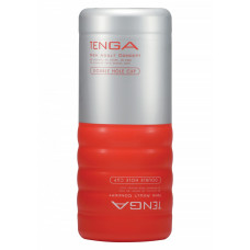 Мастурбатор Tenga Double Hole Cup, 15х6 см