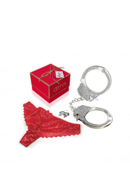 Admas трусики и наручники