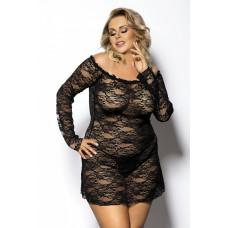 Эротическое кружевное платье Anais Orangina, XL/XXL, XL/XXL